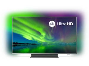 Philips 50 PUS 7504/12,  LED TV, Silber