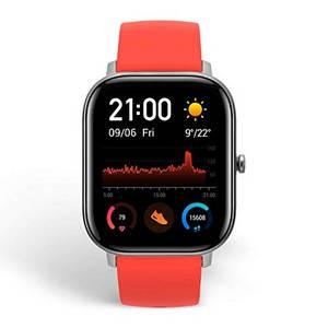 Amazfit Men's GTS Smartwatch, Orange